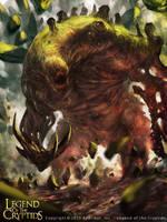 The devil magic institute - Regular - LotC by Grosnez
