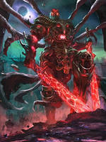 Legend of the cryptids - advanced by Grosnez