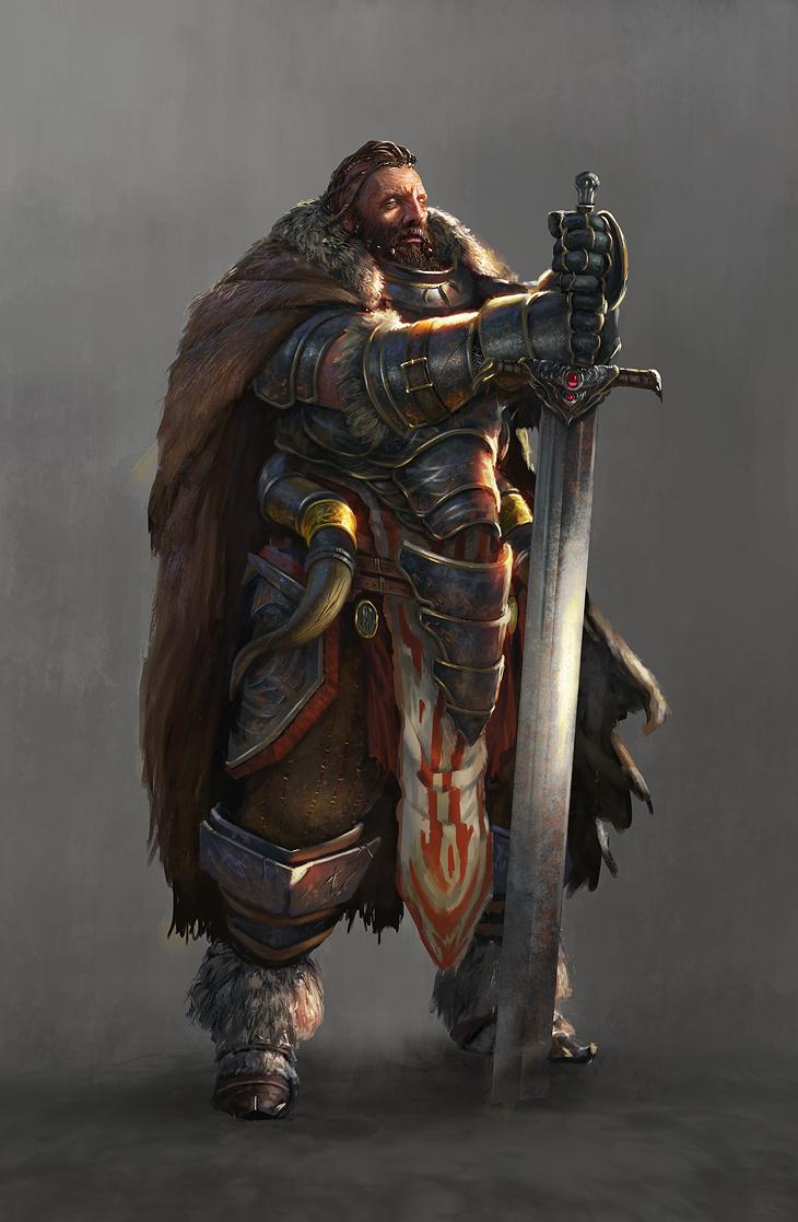 Khalim, the last guardian by Grosnez