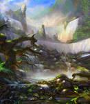 Concept enviro - Waterfall