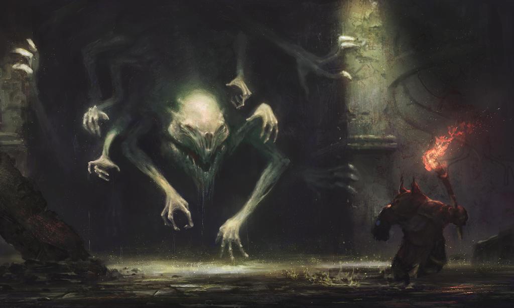 ''Ruuuun !'' by Grosnez