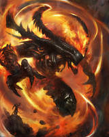 The summoner by Grosnez