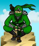 Green Ninja: Ninjago