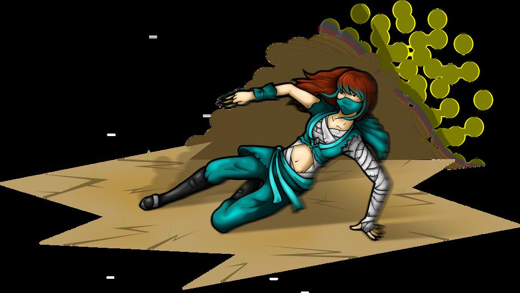 how to make a ninjago oc