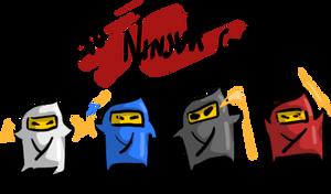 Go Ninjuh, GO!!!1!