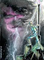 Lightning Master Jay by skcolb