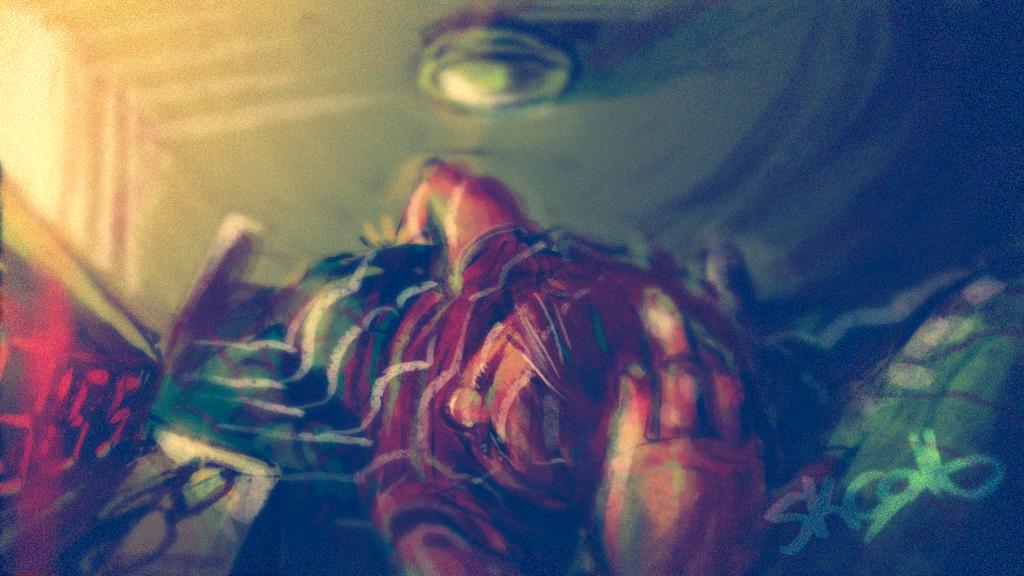 Sleep'in by skcolb