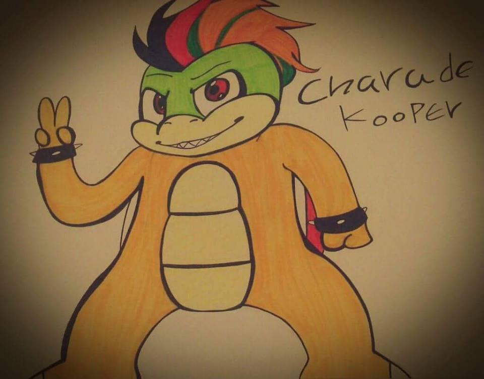 Charade by Krissy-Loves-Skipper