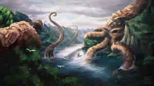 Mountain octopus - Creatuanary 2021