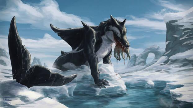 Akhlut -Creatuanary 2021
