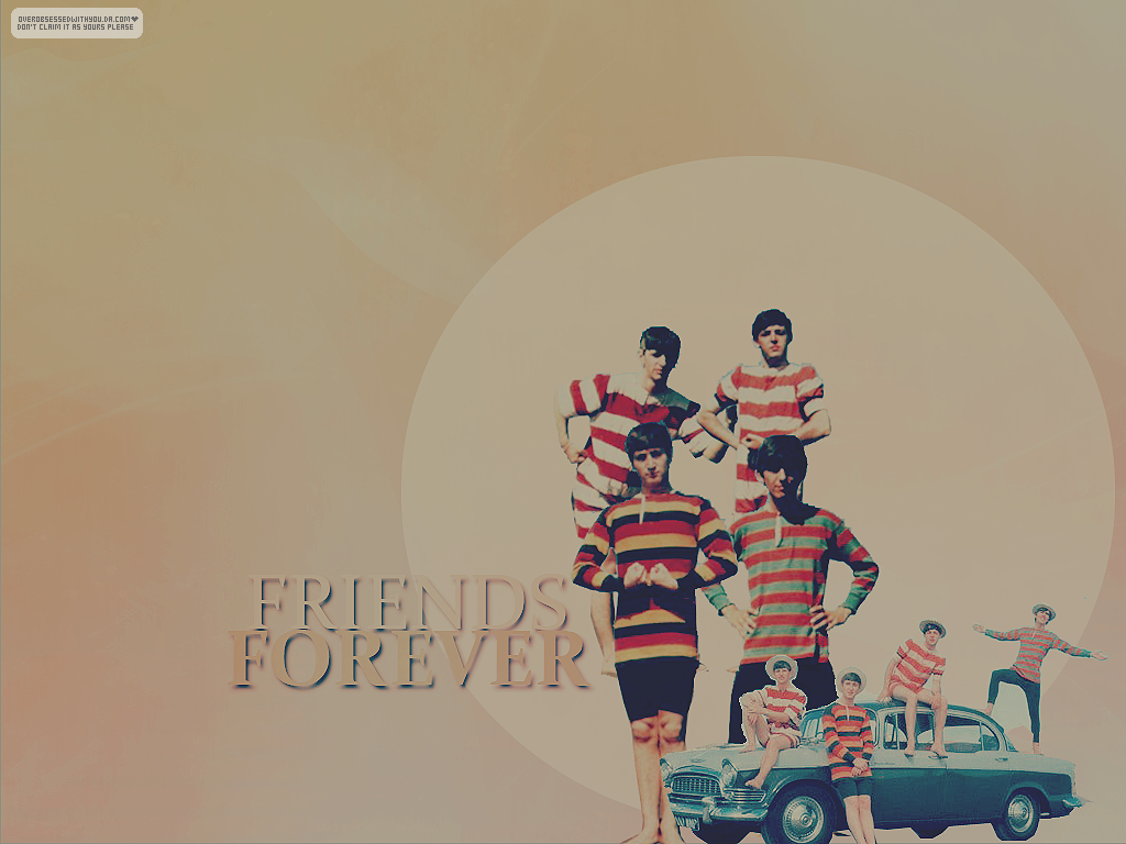 The Beatles Wallpaper By Overobsessedwithyou