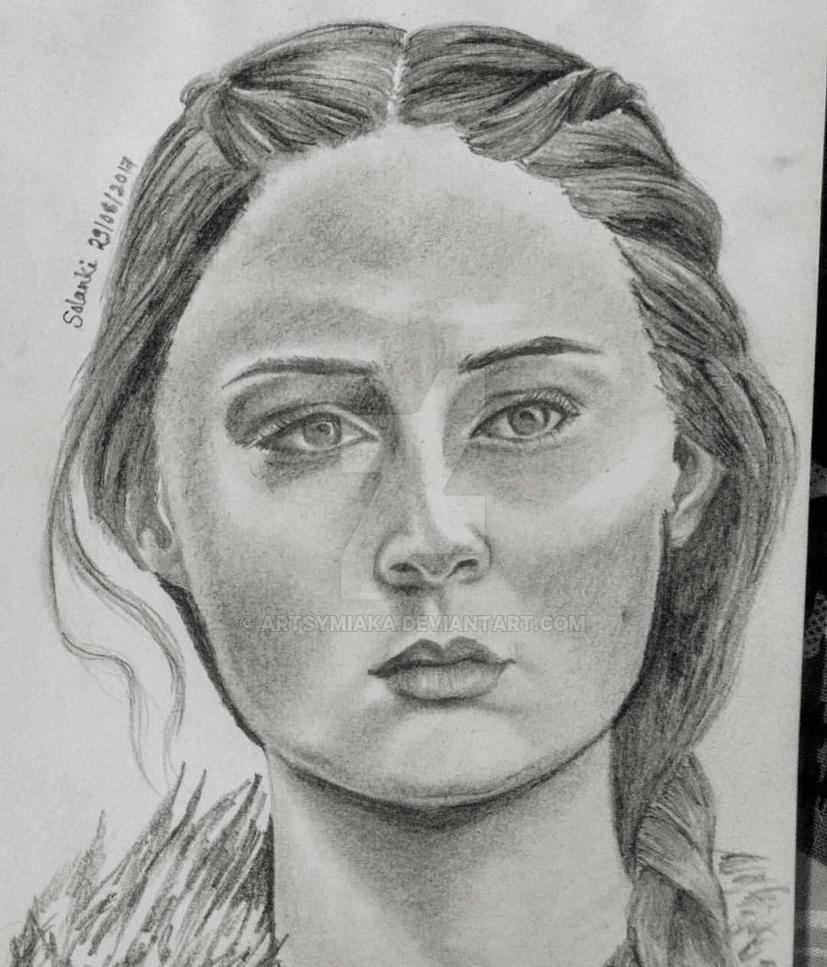 Sansa Stark by ArtsyMiaka