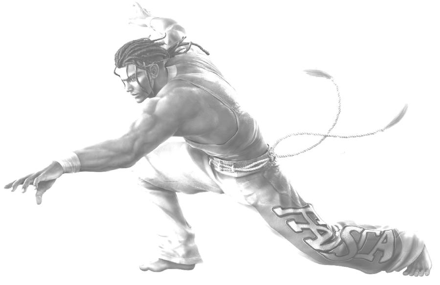 Eddy Gordo Tekken Tag 2 by krzysycd