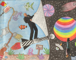 Surrealism Project by WalterBrick