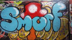 Trial and Error Graffiti by WalterBrick
