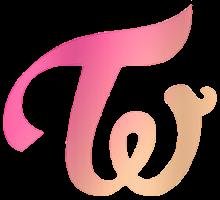 Twice logo png TWICEcoaster by dowgxiao