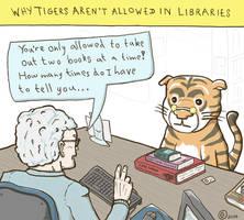 Tiger Comic Redux by JaffaCakeLover