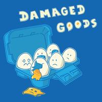 Damaged Goods by JaffaCakeLover