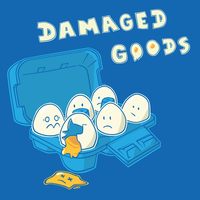 Damaged Goods Tour
