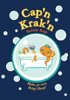 Cap'n Krak'n by JaffaCakeLover