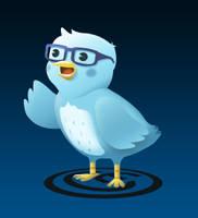 Tweet bird by JaffaCakeLover