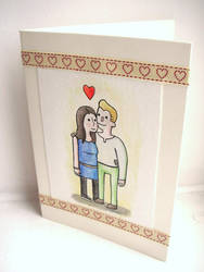 Wedding Card - Dignams by JaffaCakeLover