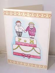 Wedding Card - Wests