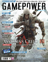 Gamepower April 2012 by JaffaCakeLover