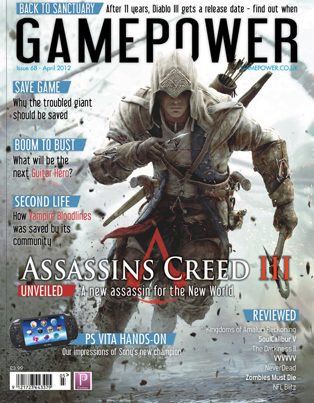 Gamepower April 2012