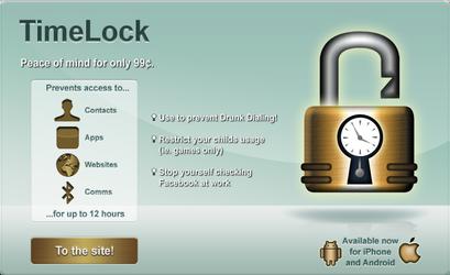 TimeLock advert