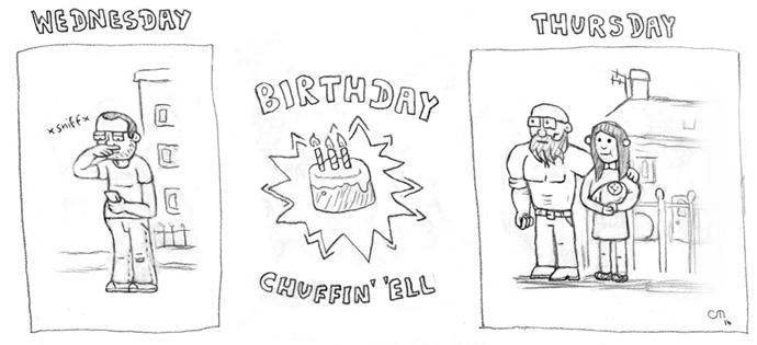 30th Birthday scan 2 by JaffaCakeLover