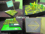 Darwinia Diorama Case