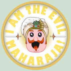 Zidler: Evil Maharaja by JaffaCakeLover