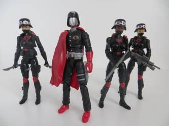 Cobra's Guard by preceptorexe