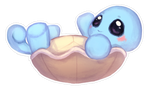 Squirtle by Moontopaz