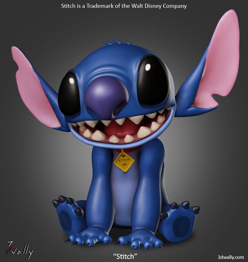 Stitch by ade2004wally