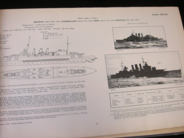 Jane's Fighting Ships reference page by kiowapilot