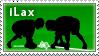 iLax stamp by kiowapilot