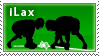 iLax stamp by kiowapilot
