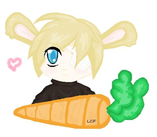 CuteBunnyBoy by Luciph
