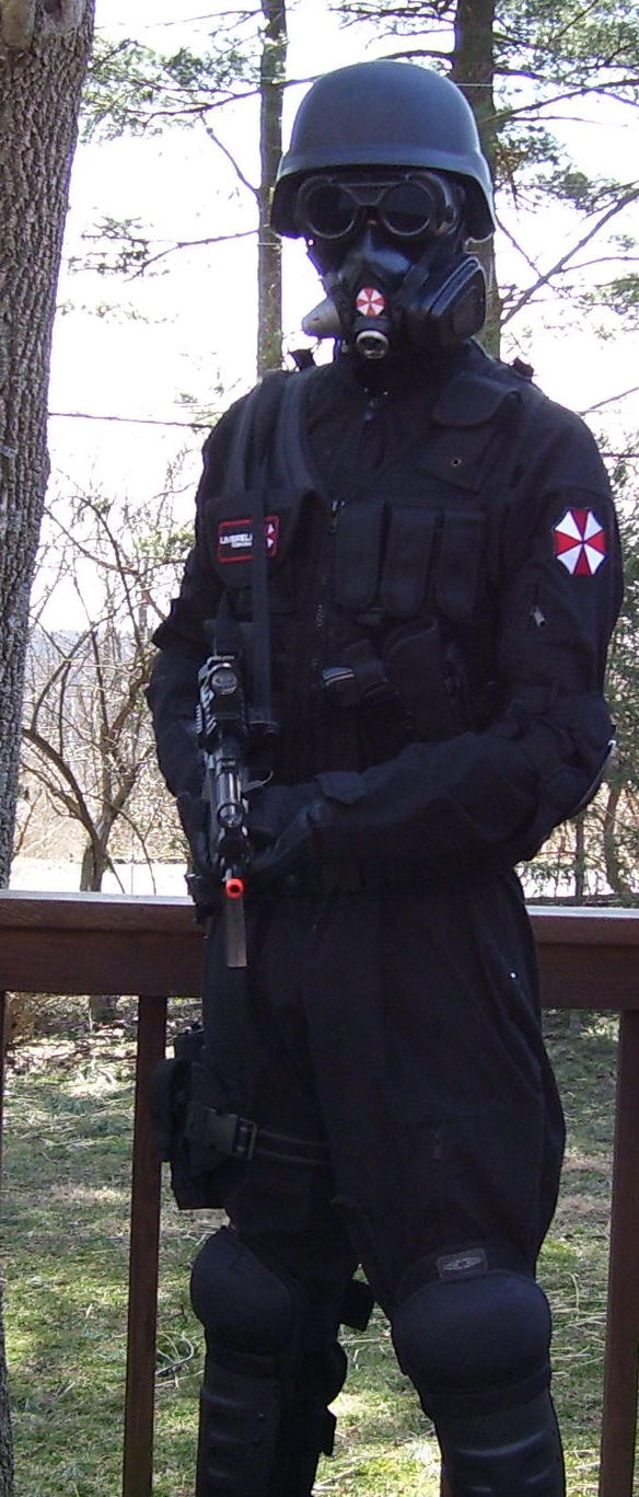 Updated Umbrella Corp Soldier by Cadet2386 on DeviantArt