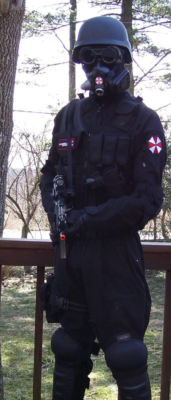 Updated Umbrella Corp Soldier by Cadet2386 on DeviantArt