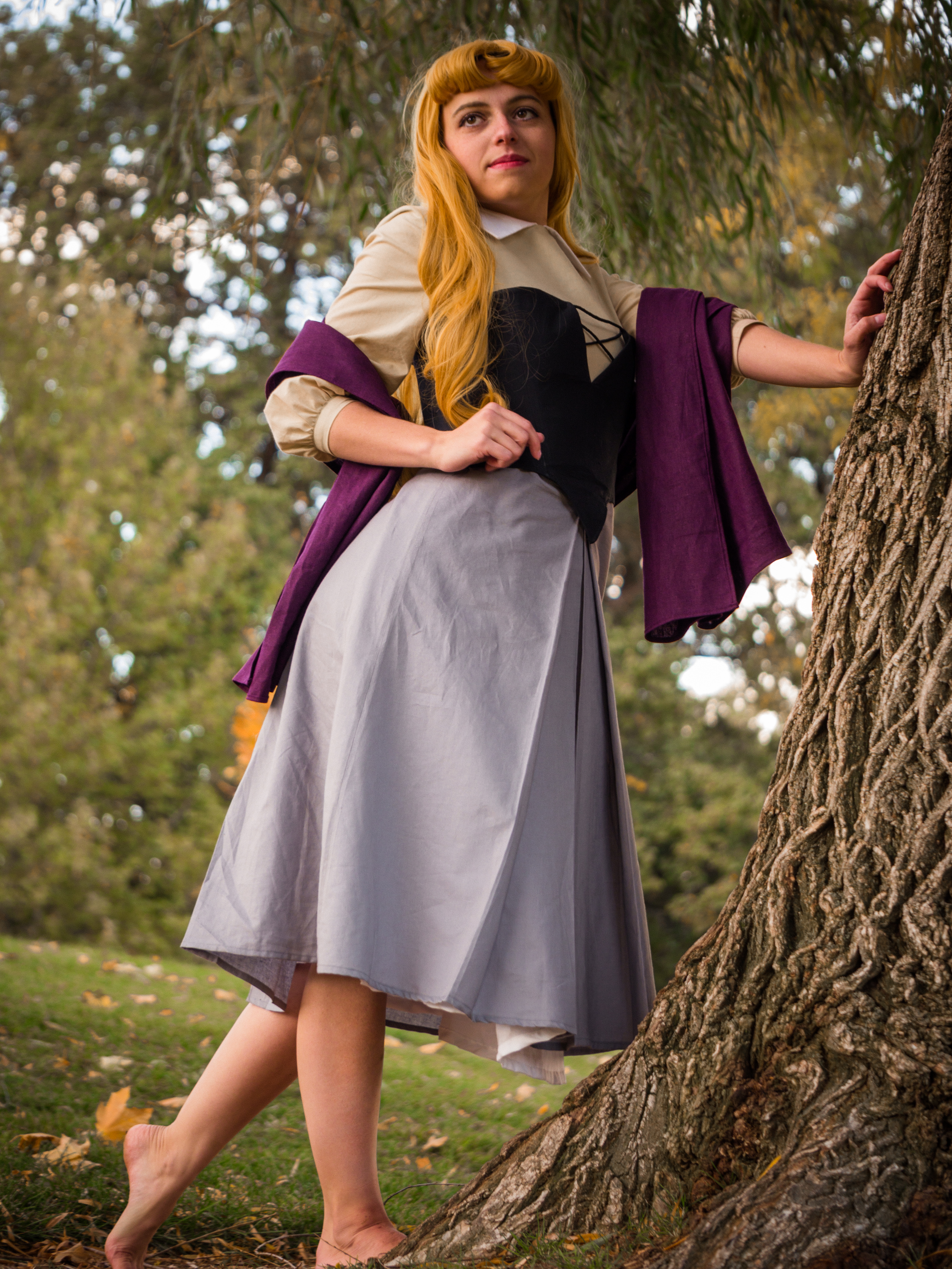 Briar Rose 2 By Lilblupenguincosplay On Deviantart