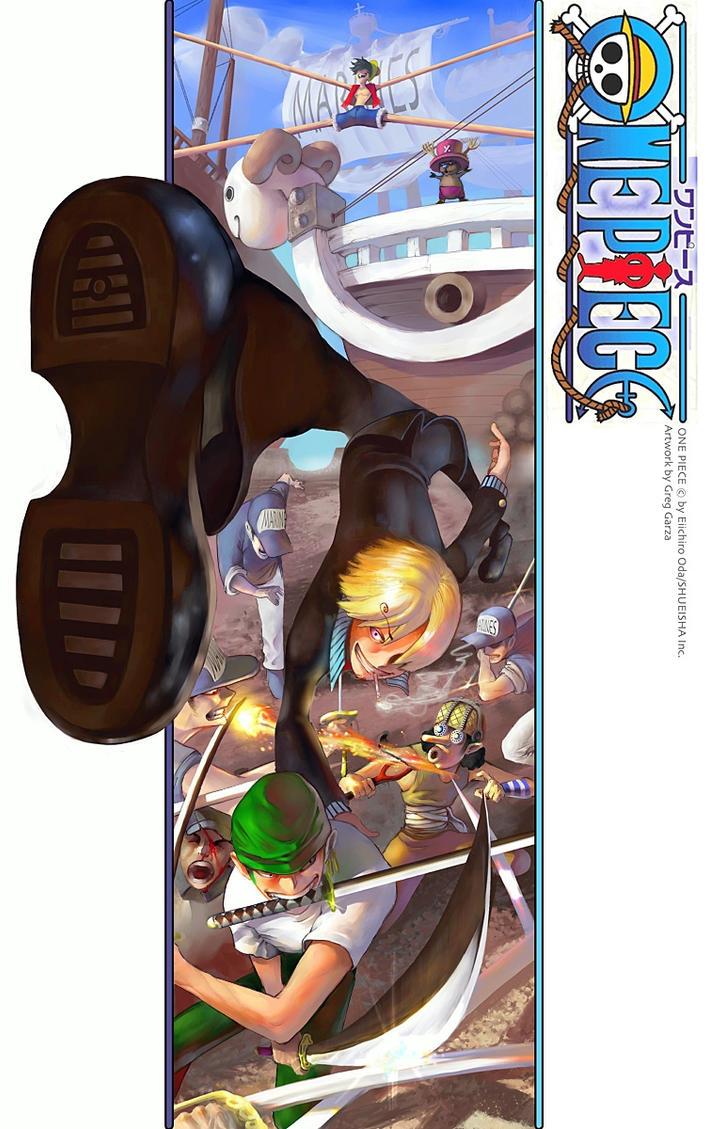 Bevorzugt One Piece Fanart - Colored by arnistotle on DeviantArt RY48