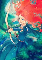 Brave. by Paula-nyan