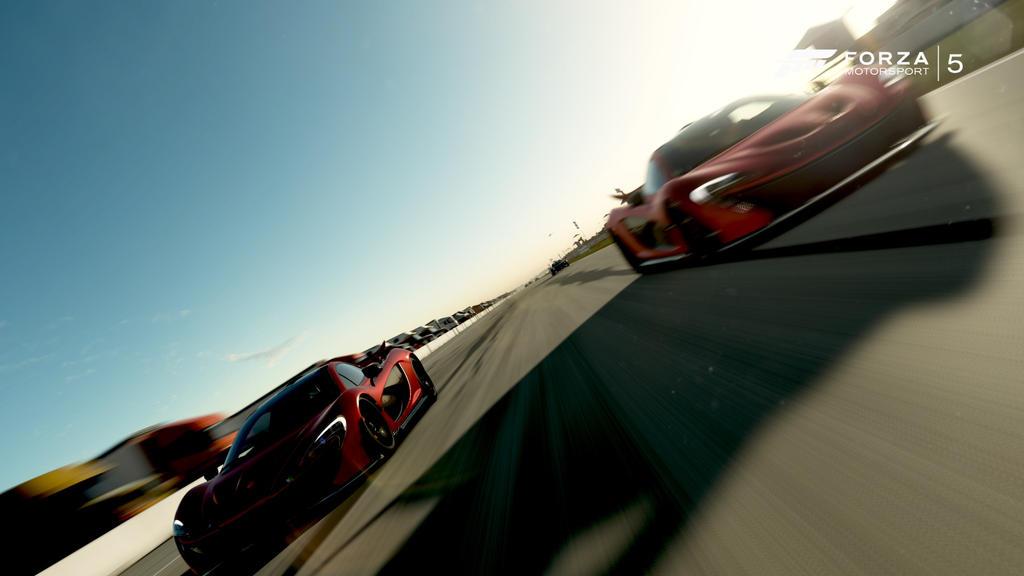 Forza Motorsport 5 The Movie - Poster (Original) by ZER0GEO