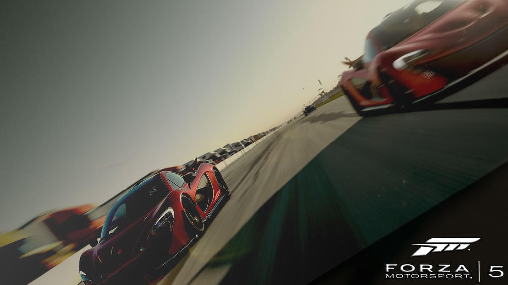 Forza Motorsport 5 The Movie - Poster (Updated) by ZER0GEO