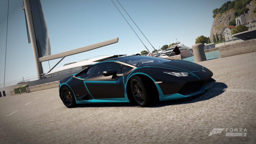 forza horizon 2 2015 lamborghini huracan by zer0geo on. Black Bedroom Furniture Sets. Home Design Ideas