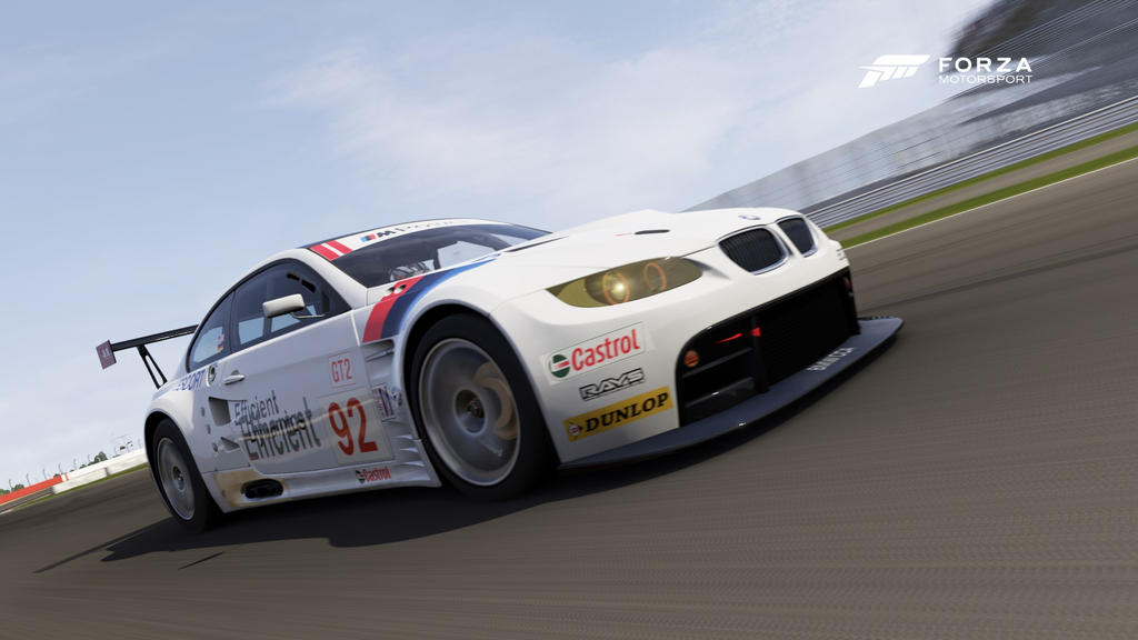 Forza Motorsport 6: 2009 BMW Racing #92 M3 GT2 by ZER0GEO on DeviantArt