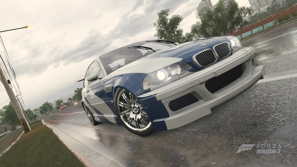 forza horizon 3 2005 bmw m3 gtr by zer0geo on deviantart. Black Bedroom Furniture Sets. Home Design Ideas